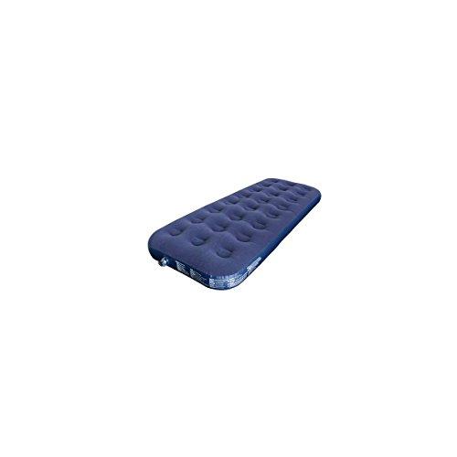 Elementerre - Eenpersoons opblaasbare matras, blauw, een maat