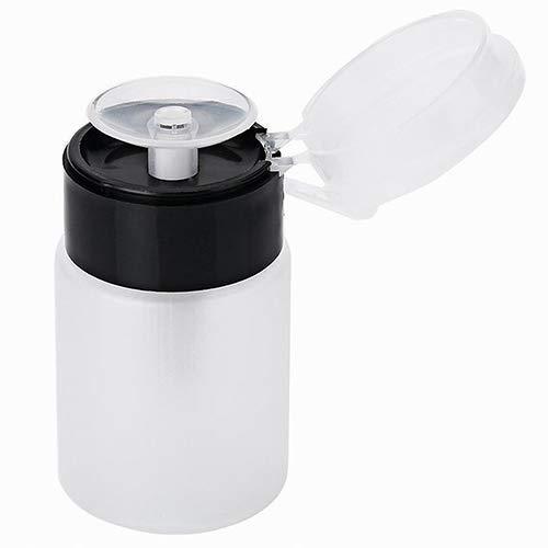 Goodplan Premium Qualité UV Gel Dissolvant Nettoyant Acétone Stockage De L'eau Bouteille Vide Nail Art Supplies