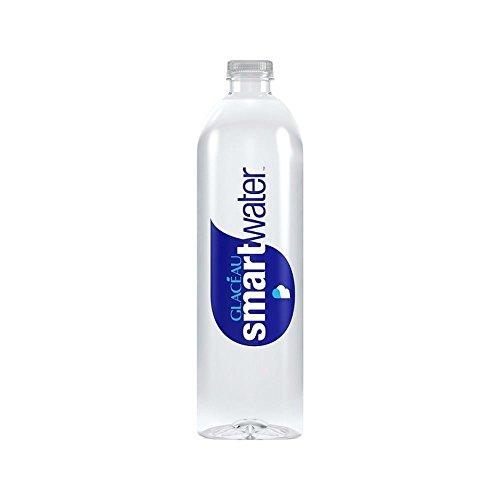 Glacéau - Smartwater 24x600ml Einweg