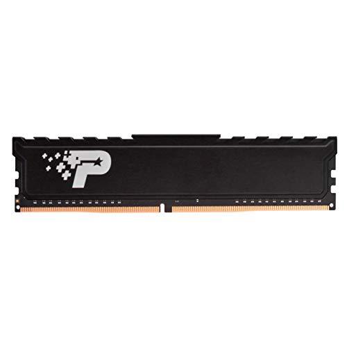 Patriot Memory Serie Signature Premium Memoria Singola RAM DDR4 3200 MHz PC4-21300 8GB (1x8GB) C22