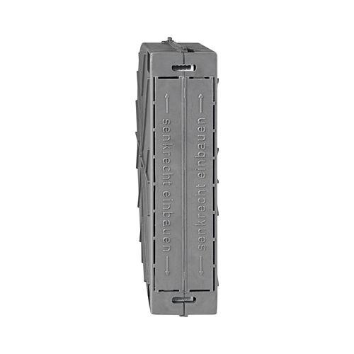 Rademacher 3910 Unterputzkasten Typ A, B46xH185xT170 mm