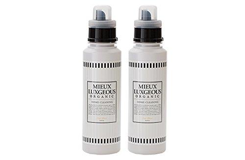 ミューラグジャスホームクリーニングR(柔軟剤入り洗剤)2本