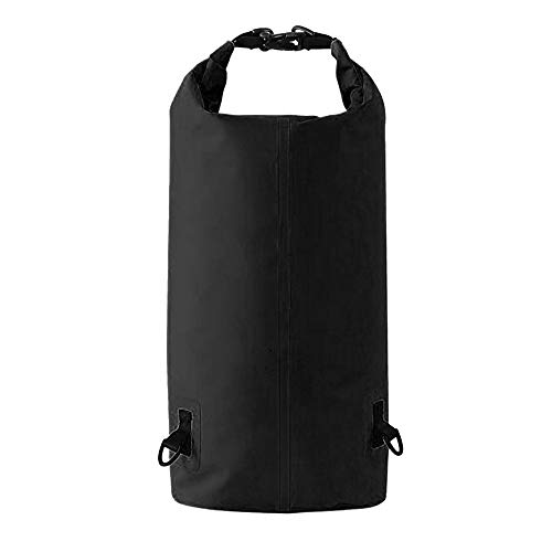 Waterproof - Bolsa impermeable 500D, 30 L, con correa para el hombro, flotante ligero, para kayak de playa, senderismo, mantener el equipo limpio y seco