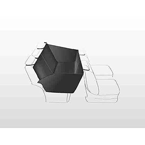 Trixie 1348 Auto-Schondecke, 1,50 × 1,35 m, schwarz