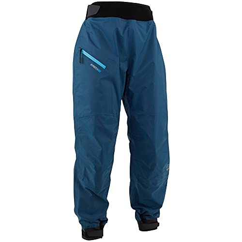 NRS Women's Endurance Paddling Pants-Poseidon-M