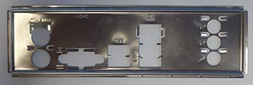ASRock H61M-VG3 - Blende - Slotblech - IO Shield #306573