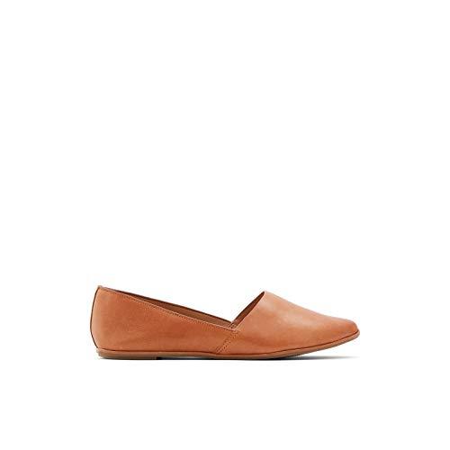 ALDO Damen Women's Casual Slip On Shoes with Flat Heels, Blanchette, braun, 40 EU