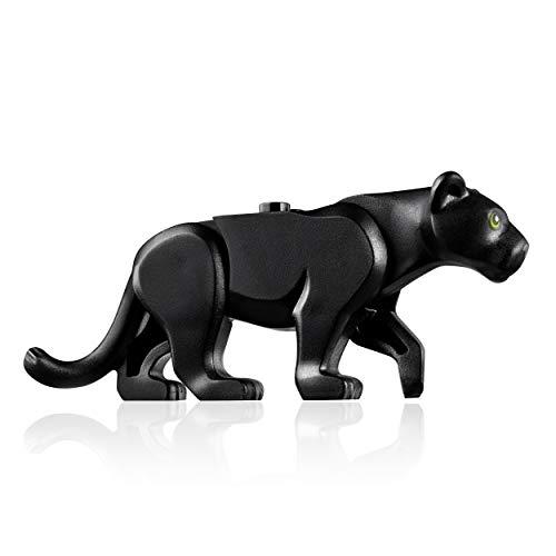LEGO Jungle Minifigure Animal: Black Panther Jungle Cat (60159)