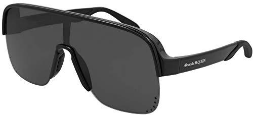 Alexander McQueen Gafas de Sol AM0294S Black/Grey 99/10/145 unisex