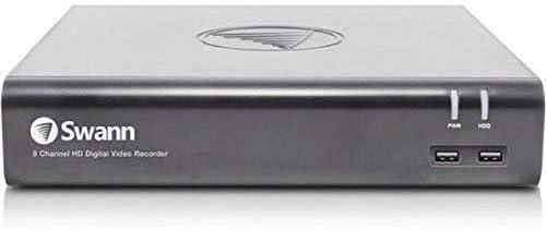 Swann 4580 DVR 84580 8 Channel Digital Video Recorder 1080p HD 1TB HDD DVR 4580 Audio LAN VGA product image
