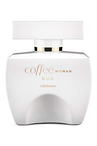 COFFEE WOMAN DUO EAU DE TOILETTE - O BOTICARIO Perfume de café para mujer de 100 ml- BOUTIQUEB