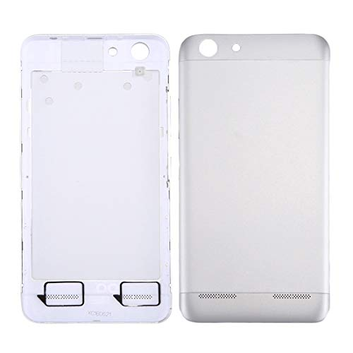 Zhouzl Lenovo Spare For Lenovo Vibe K5 / A6020 Battery Back Cover Lenovo Spare (Color : Silver)