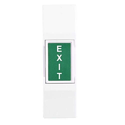 Botón pulsador de 5 Piezas, Manual, Mini, Interruptor de Salida de Emergencia...