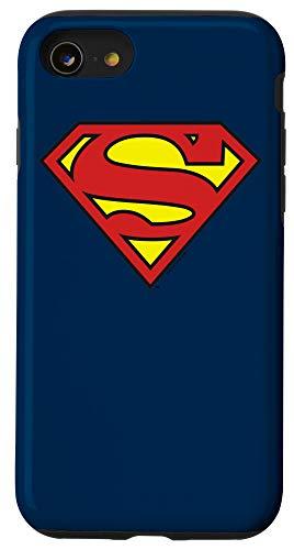 iPhone SE (2020) / 7 / 8 Superman Classic Shield Logo Case