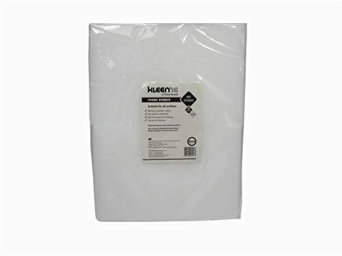 Pack of 50 Red Soluble Seam Farla Medical KleenMe Dissolving Laundry Bags