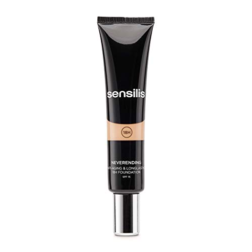 Sensilis Neverending Base Maquillaje Antiedad 03 Noisette SP