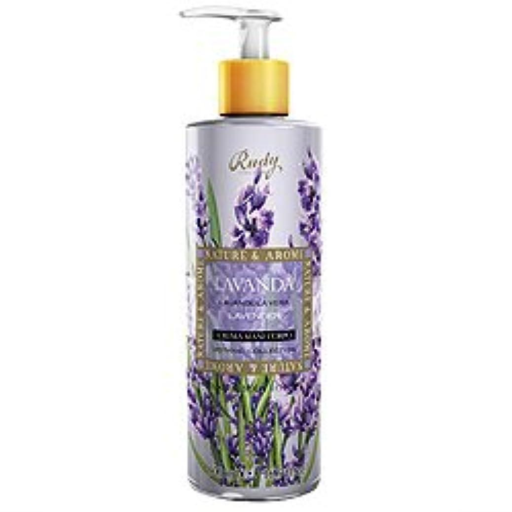 どんよりしたロマンスウェイタールディ(Rudy) ナチュール&アロマ ハンド&ボディローション ラベンダー 500ml 【並行輸入品】 RUDY Nature&Arome SERIES Hand&Body lotion Lavender