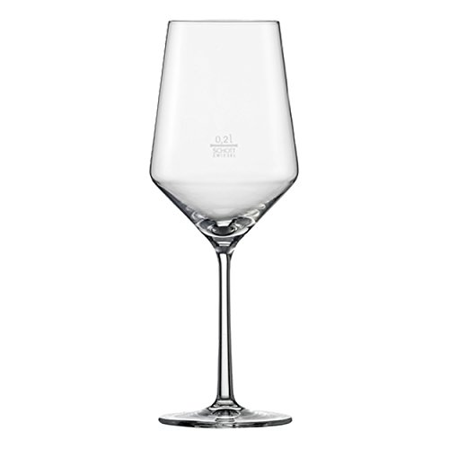 Schott Zwiesel Pure Cabernet-Glas, transparent, 9.2 cm, 6