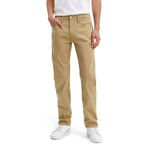 Levi's Men's 502 Taper Jeans, Harvest Gold Twill, 30W x 30L