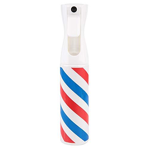 Vaporisateur pour cheveux - 300ml Coiffure Eau Pulvérisation Fine Brumisateur Bouteille Outil Cheveux pour Salon Barber