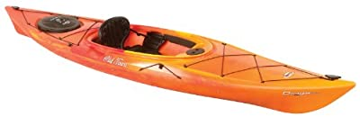 Old Town 12-Feet Dirigo 120 Recreational Kayak