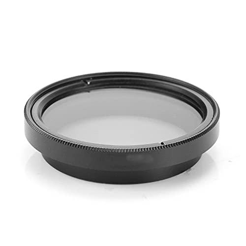 TTSJSM Filtro UV,Filtro Polarizador Filtro de Lente de Densidad Neutra FR 3 4 Pro/ADV/Cámara estándar