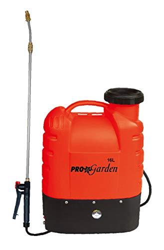 Progarden Pompa irroratrice a batteria lt. 16-12v 10ah piombo