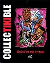 Collectikible - Mr G's Tiki Art (Mr. G's First Solo Art Book)