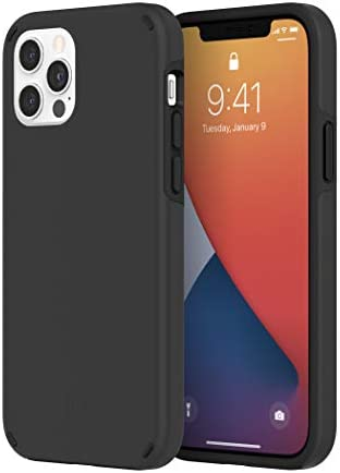 Incipio Duo Case Compatible with iPhone 12 iPhone 12 Pro Black Black product image