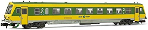 Arnold HN2280 - Dieseltriebwagen Reihe 5047, der Gysev, Grün gelb