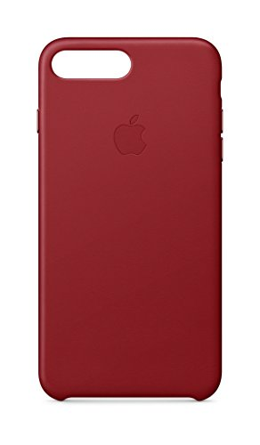 Apple Funda Leather Case (para el iPhone 8 Plus / iPhone 7 Plus) - (PRODUCT) RED