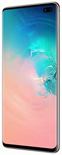 Samsung Galaxy S10+ Dual SIM, 512 GB interner Speicher, 8 GB RAM, ceramic white, [Standard] Andere Europäische Version