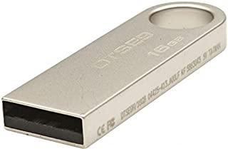 كينجستون بطاقة ذاكرة متوافقة مع اجهزة كمبيوتر - بطاقات ذاكرة - 16 جيجابايت 1