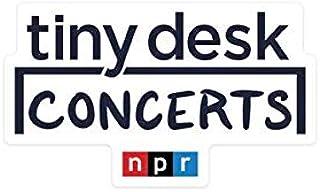 Tiny Desk Concerts Official Sticker