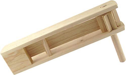 Big Wooden Matraca Noisemaker - 15' long Ratchet