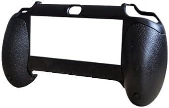 OSTENT Durable Joypad Plastic Flexible Bracket Holder Hand Handle Grip Compatible for Sony PS Vita Color Black