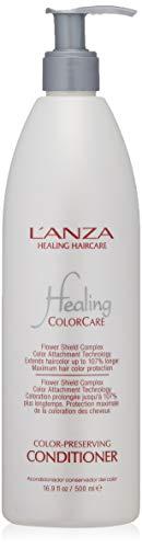 L'ANZA Healing ColorCare Color-Preserving Conditioner, 16.9 Fl Oz
