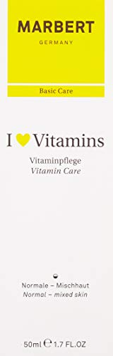 Marbert Marbert i love vitamins femmewomen vitamin care 1er pack 1 x 50 ml