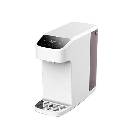 LYYAN Heizung Integrierter Wasserreiniger Mehrstufige Wassertemperatur Unabhängige Kindersicherung Umkehrosmosefiltration Direkttrinkmaschine