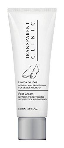 Transparent Clinic - Crème Pour Les Pieds