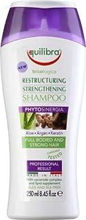 Equilibra   Aloe Vera shampoo ristrutturante e rafforzante   2 x 250 ml