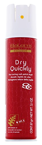 Salerm Cosmetics Dry Quickly Secador de Uñas - 150 ml