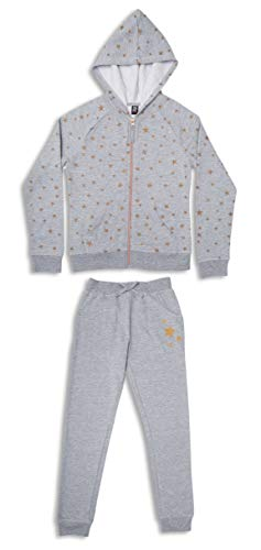 Star Ride Girls 2-Piece Hoodie and Jogger Sweatpant Set