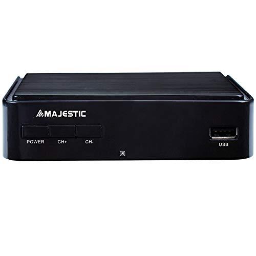 MAJESTIC DEC-664HD - Decoder Digitale Terrestre DVB-T2