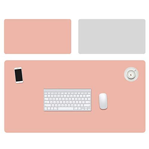 Canghai Alfombrilla de escritorio de doble cara, resistente al agua, protector de pantalla de escritorio, alfombrilla de escritorio para ordenador portátil, doble uso para oficina o hogar (LP)