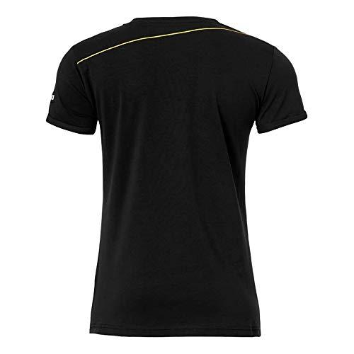 Kempa T-Shirt Manica Corta Core Logo Nero XL