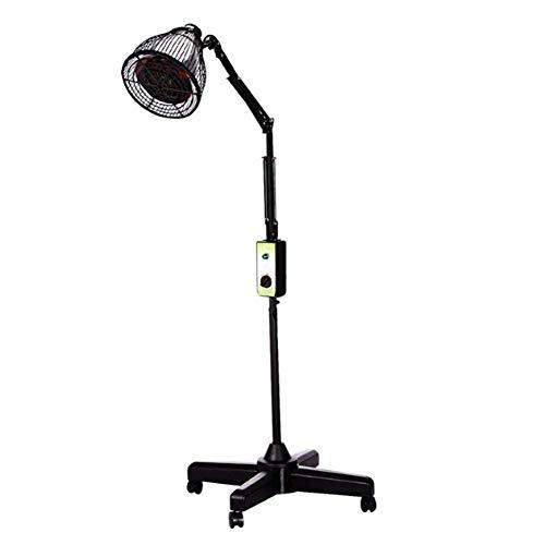 Lampe d'hyperthermie, Instrument de traitement de lampe de chaleur infrarouge de TDP, médical portatif avec le support et le bras flexible pour la beauté de soulagement de douleur de muscle de thérapi