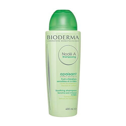 Bioderma – Nodé – Soothing Shampoo – Brings Softness and Confort – for Sensitive Scalps