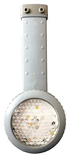 NiteLighter NL50 50 Watt/750 Lumens Underwater Ground Pool LED Light, Grey