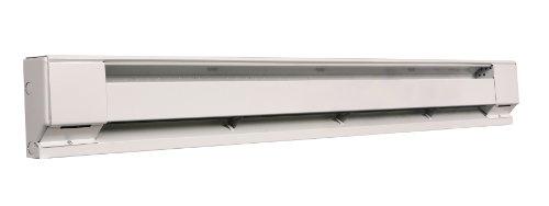 Fahrenheat F2514 4' 120V Baseboard Heater, Northern White
